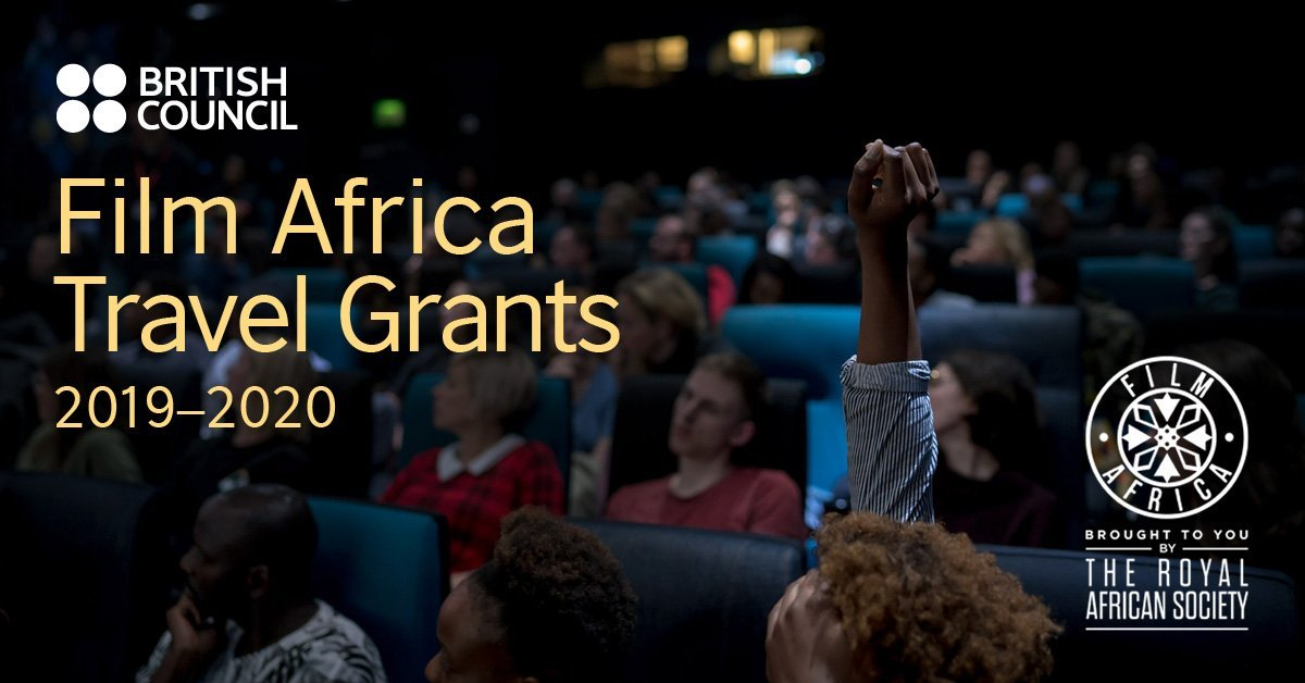 Film Africa Travel Grants 2019/2020 (Worth £2,500)