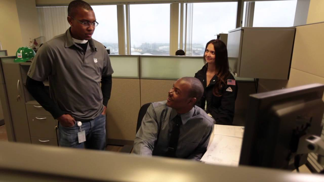 Chevron internship program